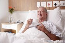 Krankenhaus und Pflege